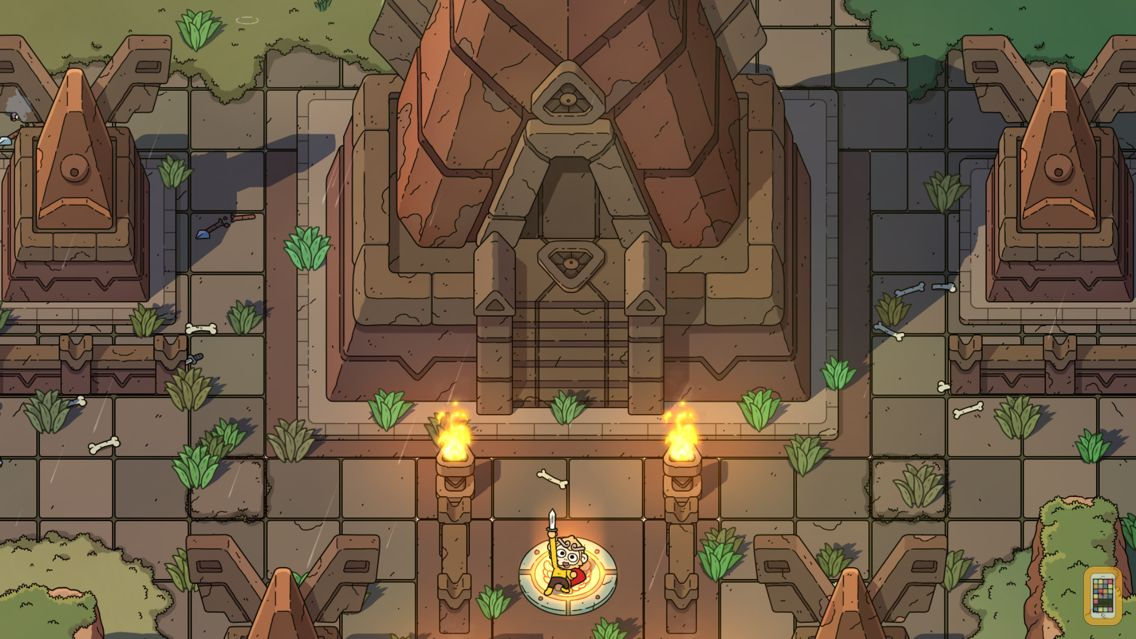 Screenshot - The Swords of Ditto