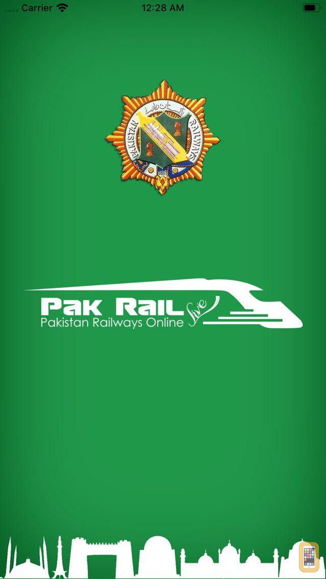 Screenshot - Pak Rail Live