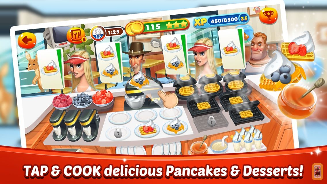 Screenshot - Cooking World - Food Fever