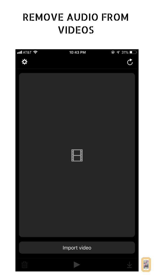 Screenshot - Mute Videos