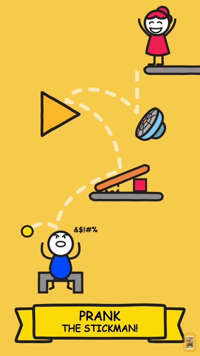 Screenshot - Stickman Prank - Physics Games