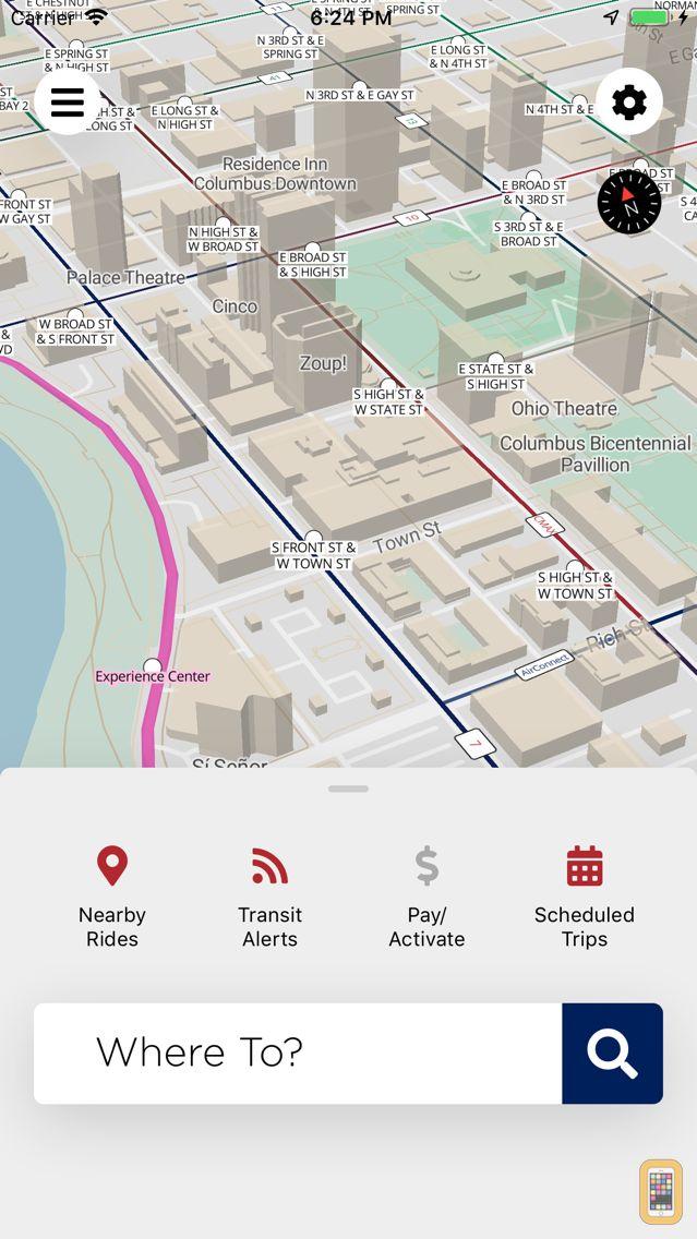 Screenshot - Pivot – Empowering Mobility