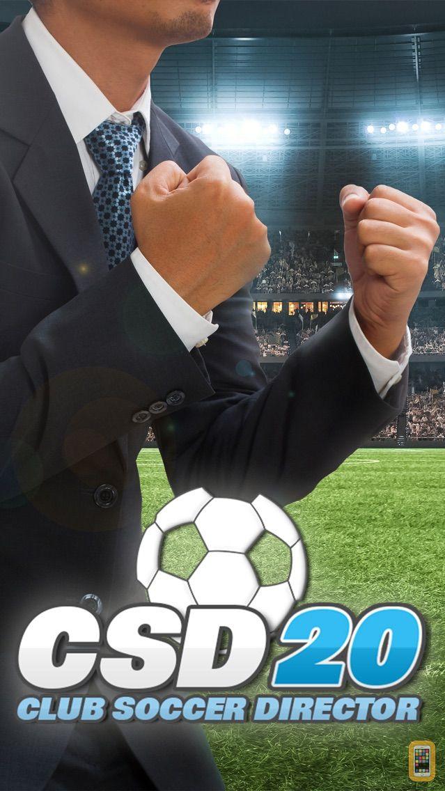 Screenshot - Club Soccer Director 2020
