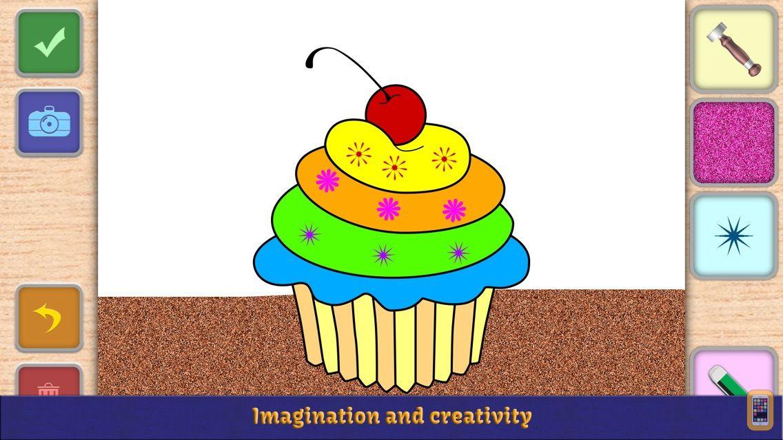 Screenshot - PixelsBook - coloring book