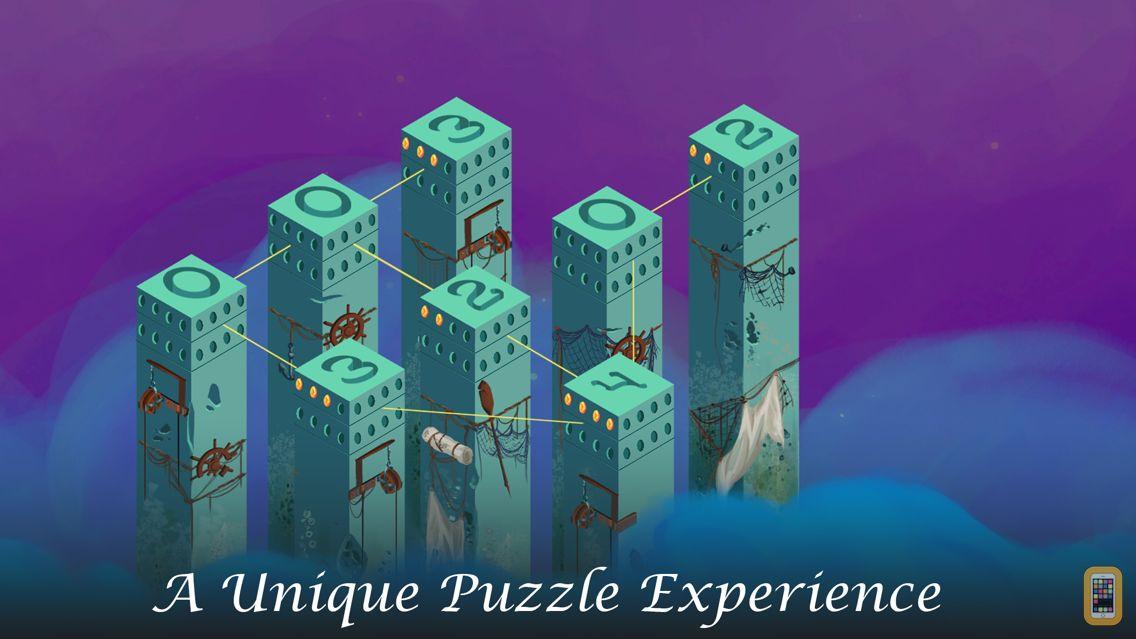 Screenshot - Mystic Pillars: A Puzzle Game