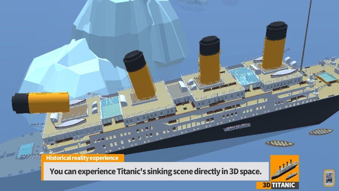 Screenshot - TITANIC 3D