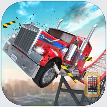 Stunt Truck Jumping by BoomBit, Inc. (Universal)