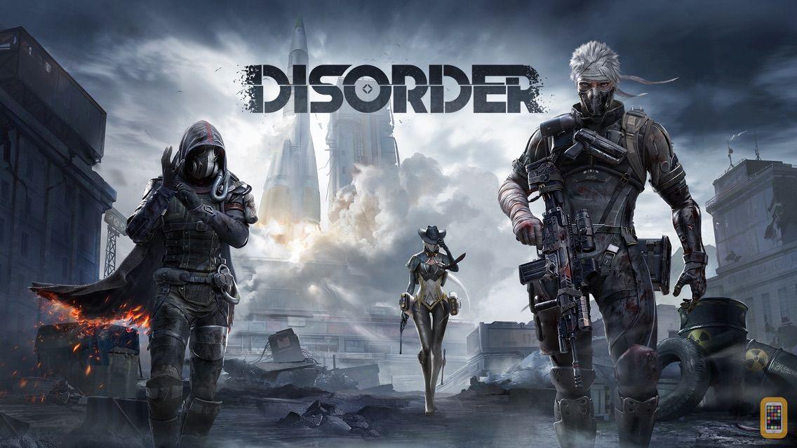 Screenshot - Disorder™