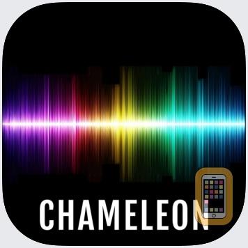 Chameleon AUv3 Sampler Plugin by 4Pockets.com (Universal)