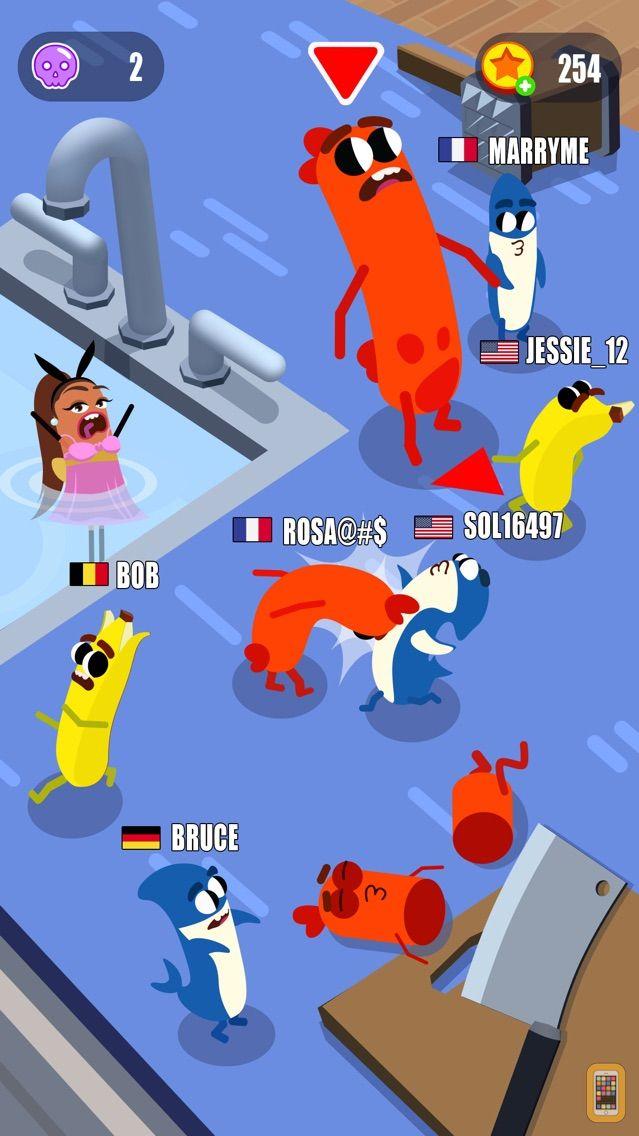 Screenshot - Sausage Wars.io
