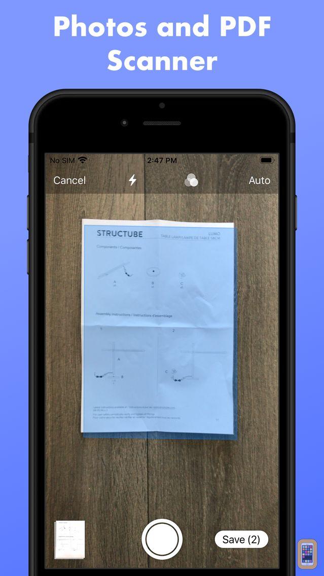 Screenshot - iPrint&Scan Scanner & AirPrint