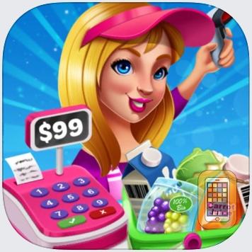 Supermarket Fever - Girls Game by Patriciu Lapusanu (Universal)