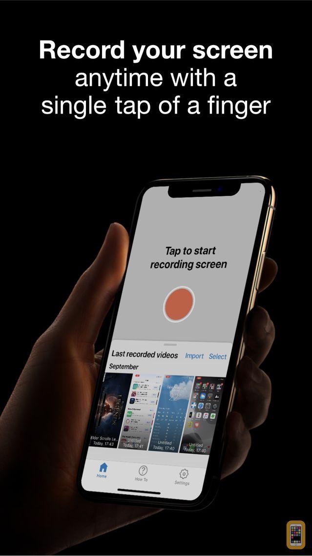 Screenshot - Screen Recorder ™