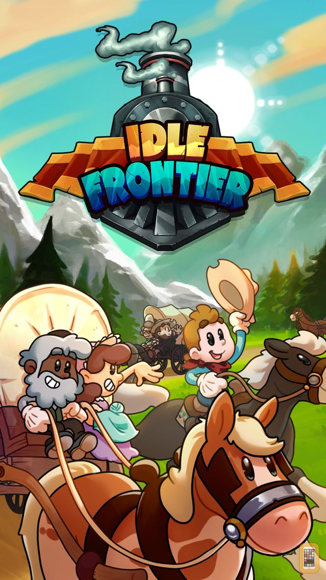 Screenshot - Idle Frontier: Tap Tap Town