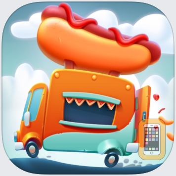 Idle Food Truck Tycoon™ by Metamoki Inc. (Universal)