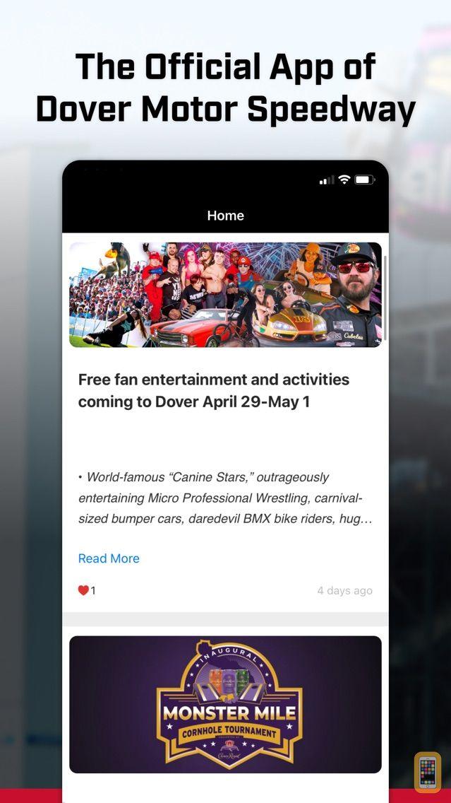 Screenshot - Dover Speedway