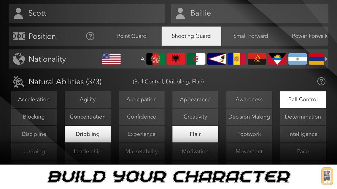 Screenshot - Basketball Superstar