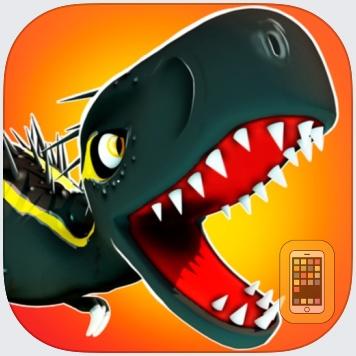 Jurassic Alive: World T-Rex by Miguel Martin Ibarreta (Universal)