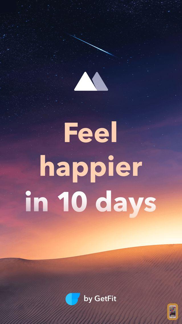 Screenshot - Meditation by GetFit: Breathe