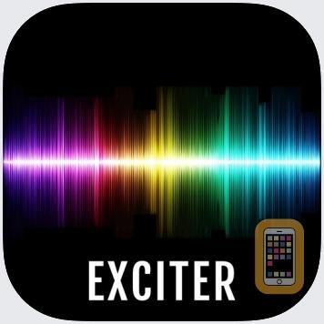 Harmonic Exciter AUv3 Plugin by 4Pockets.com (Universal)