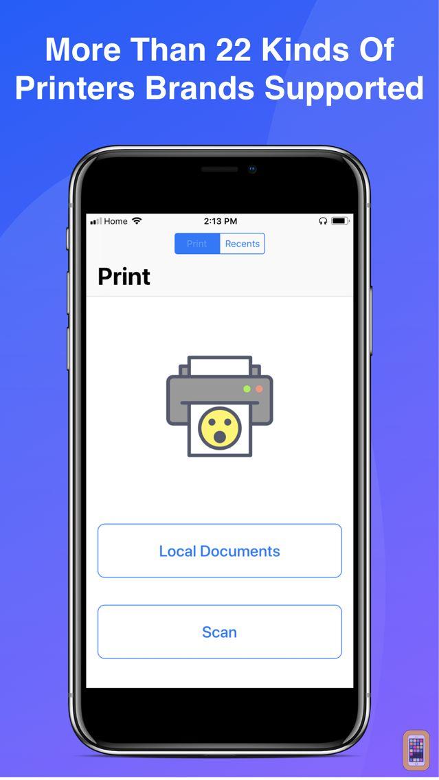 Screenshot - iPrint Printer for AirPrint