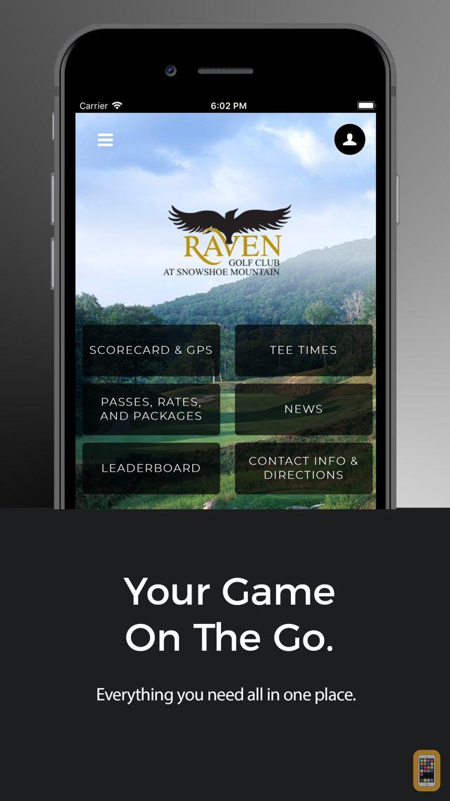 Screenshot - Raven Golf at Snowshoe Mtn.