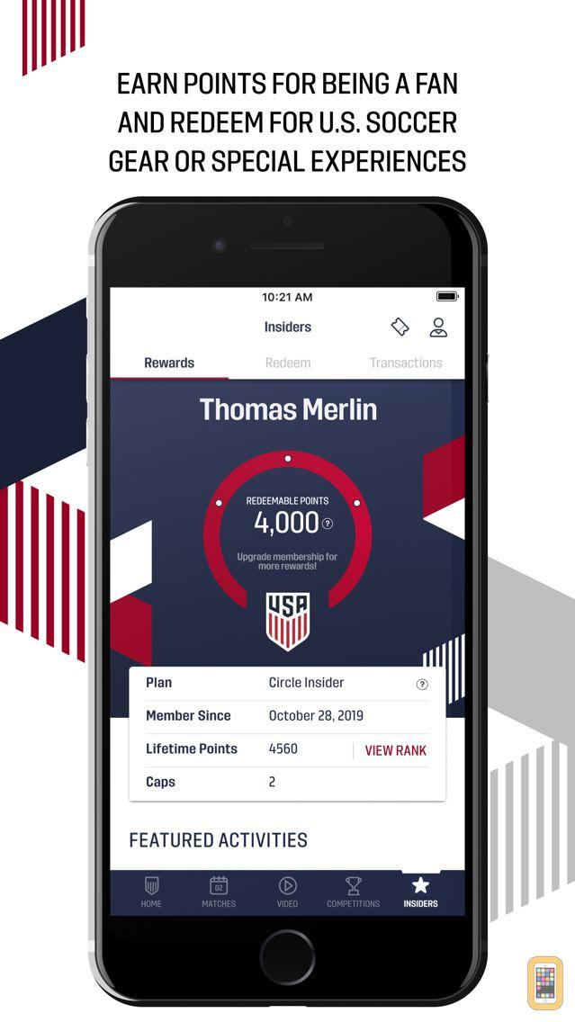 Screenshot - U.S. Soccer – Official App