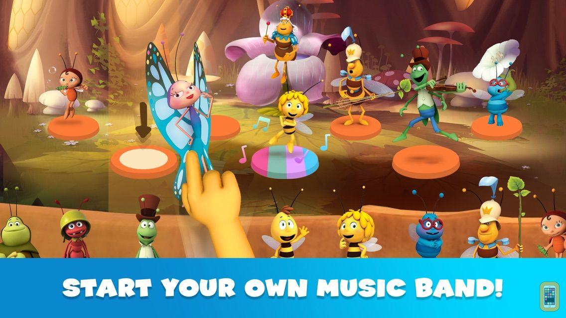 Screenshot - Maya The Bee: Music Academy