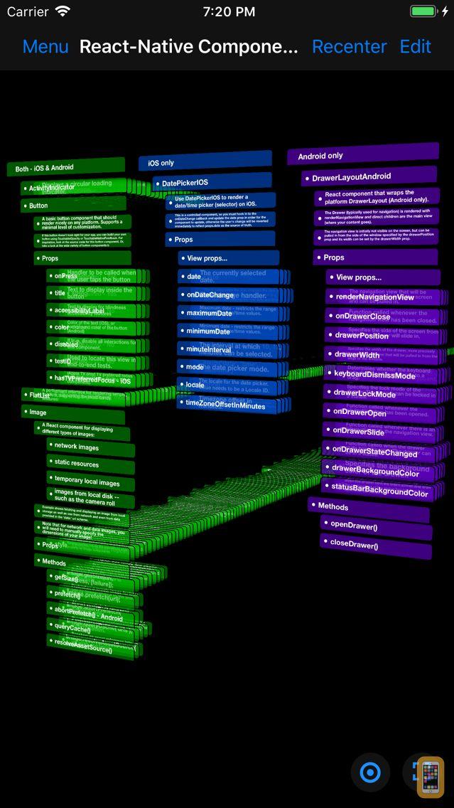 Screenshot - Lists 3D Pro - to-do & outline