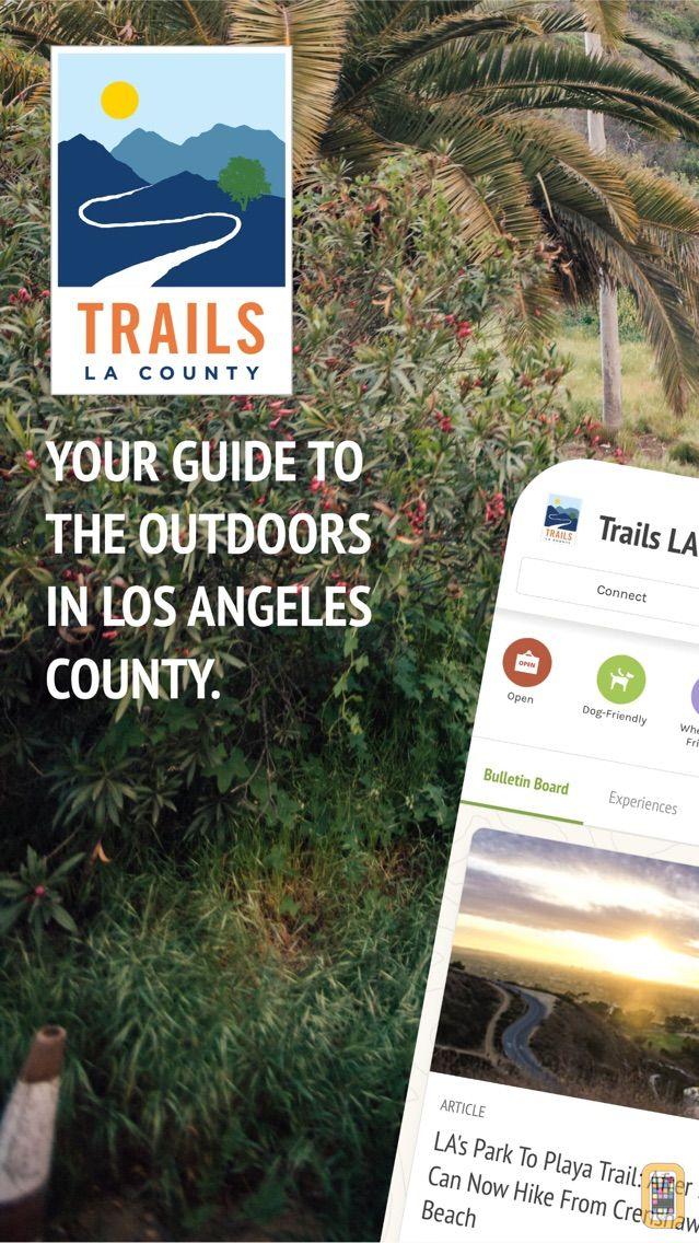 Screenshot - Trails LA County