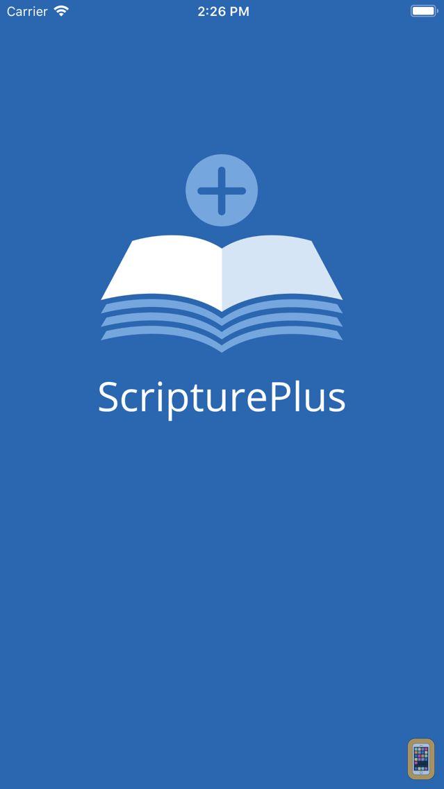Screenshot - ScripturePlus