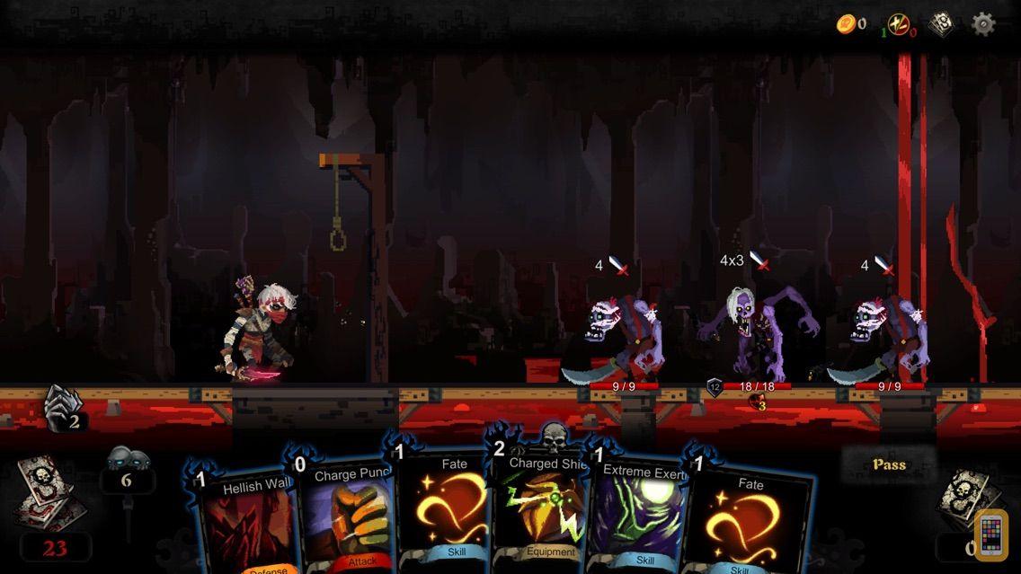 Screenshot - Blood Card