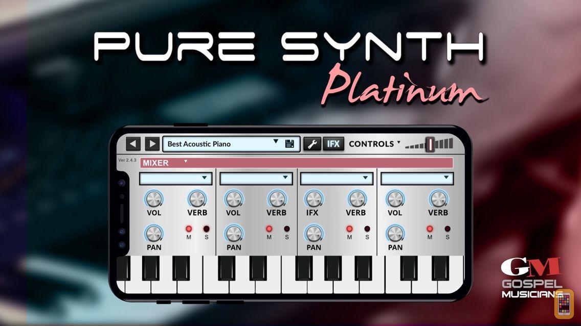 Screenshot - Pure Synth® Platinum