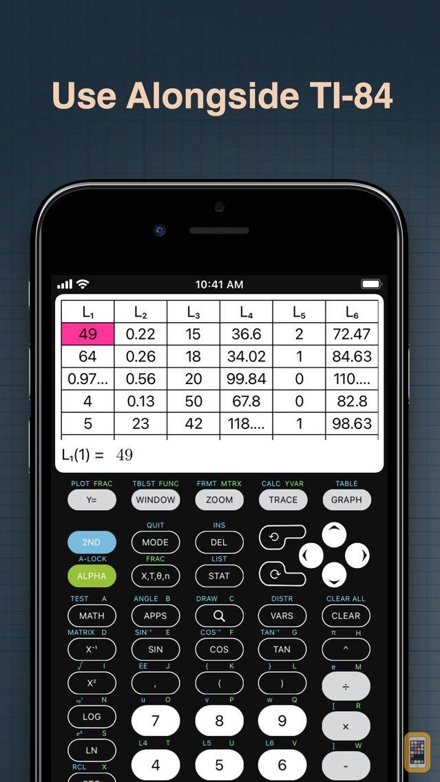Screenshot - Calculate84