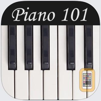 Piano 101 by 逢 刘 (Universal)