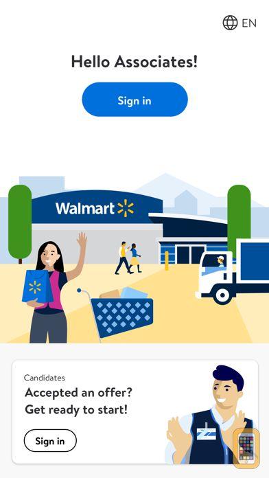 Screenshot - Me@Walmart