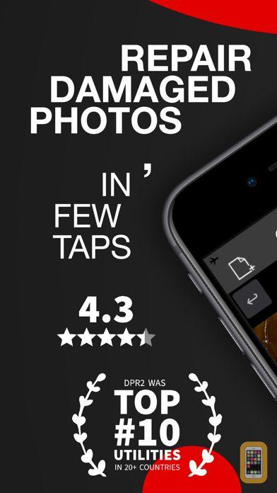 Screenshot - Damaged Photo Restore 2 Repair