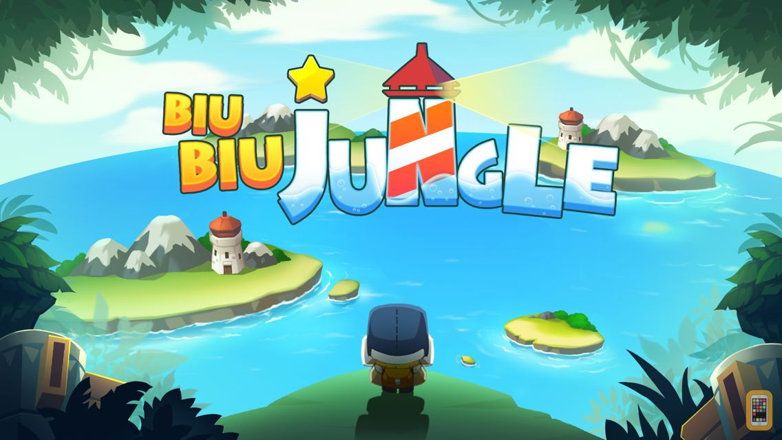 Screenshot - BiuBiu Jungle Puzzle