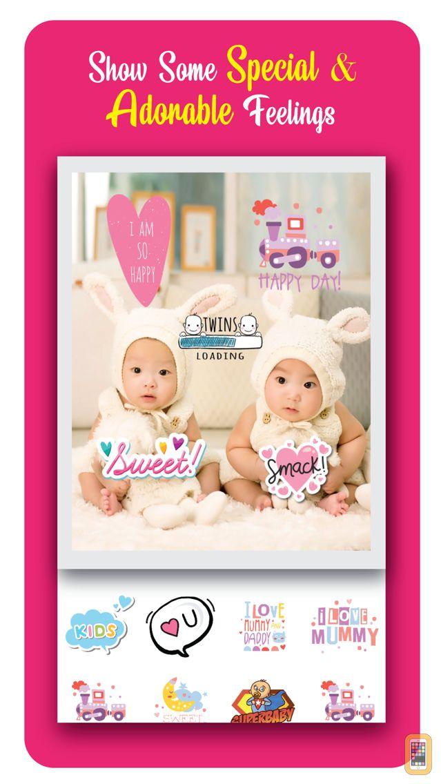 Screenshot - Baby Pics-Photo & Video Editor