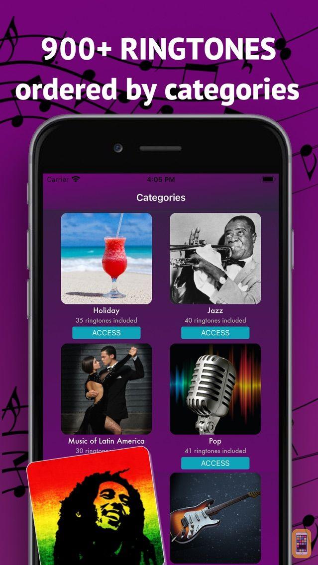 Screenshot - Best Music Ringtones & Themes