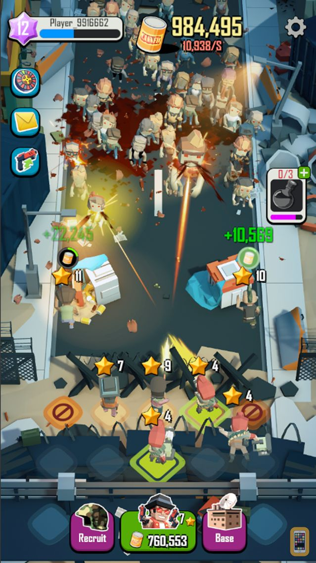 Screenshot - Dead Spreading:Idle Game