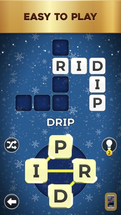 Screenshot - Word Wiz - Connect Words Game