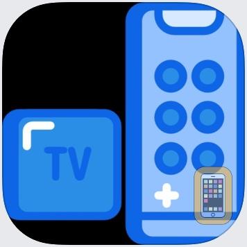 LG TV Remote by Alexey Siginur (iPhone)