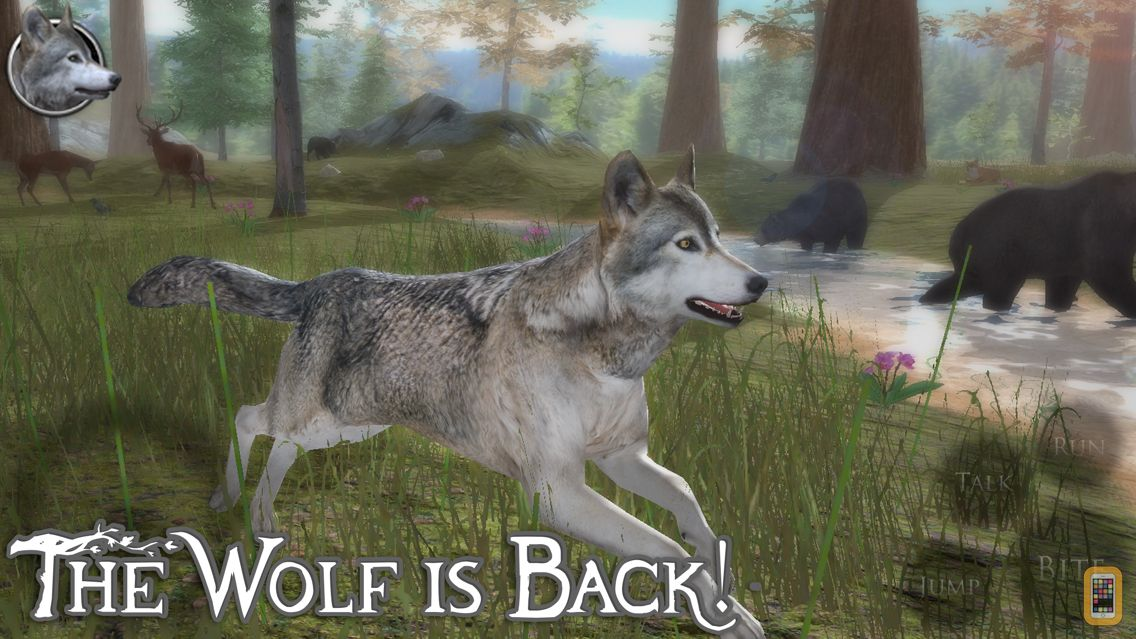 Screenshot - Ultimate Wolf Simulator 2