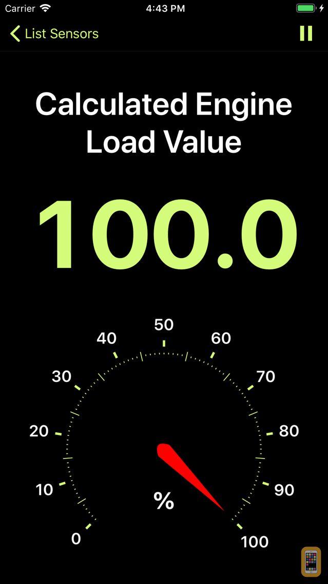 Screenshot - Mercedes App