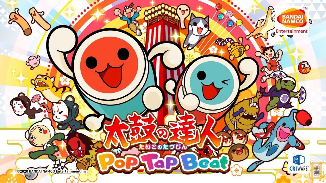 Screenshot - Taiko no Tatsujin Pop Tap Beat