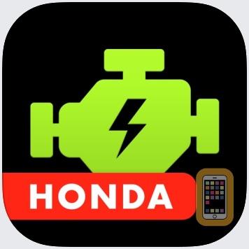 Honda App by Yerzhan Tleuov (iPhone)