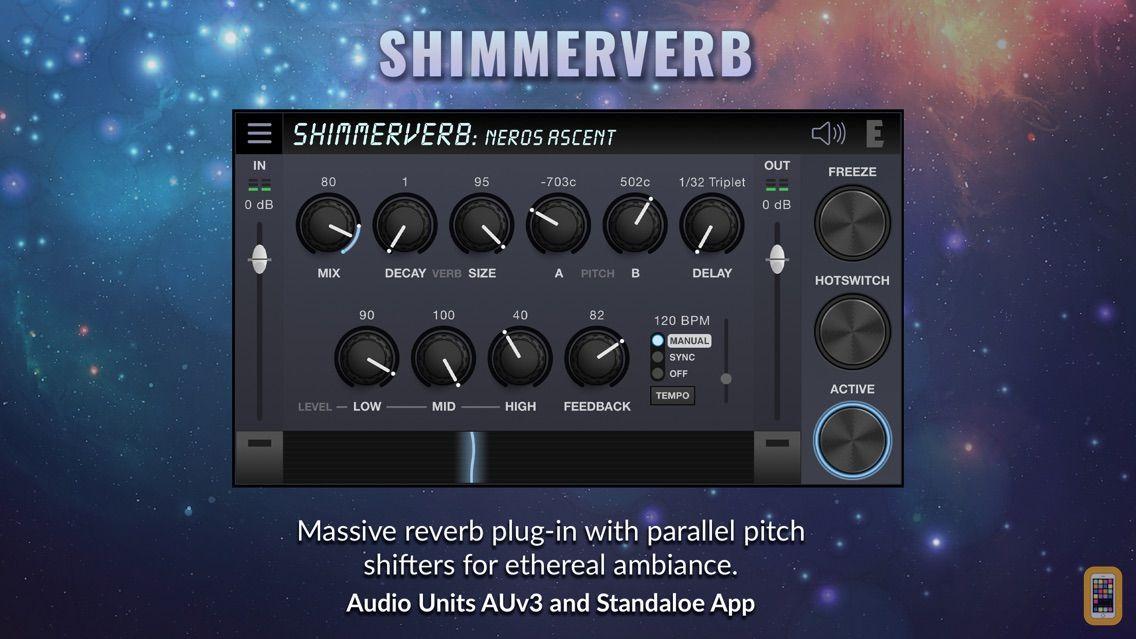 Screenshot - ShimmerVerb