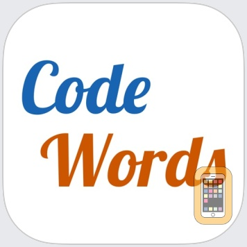CodeWords - Name Clue Game by Misquamicut Technologies LLC (iPhone)