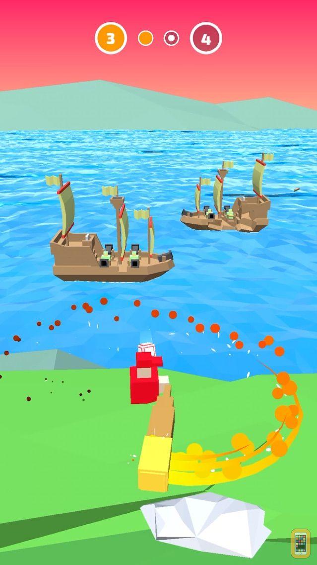 Screenshot - Baseball Fury 3D